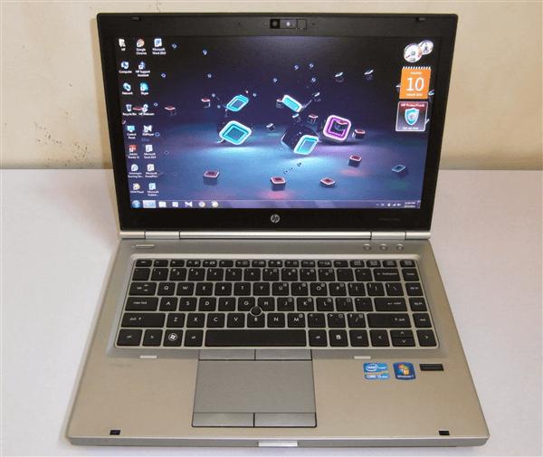 HP Elitebook 8460p/I5/4G/SSD 128 G
