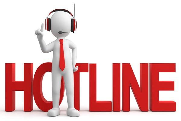 Máy in 247 tiếp nhận cuộc gọi của Quý khách qua hotline và tiến hành quy trình thu mua bài bản