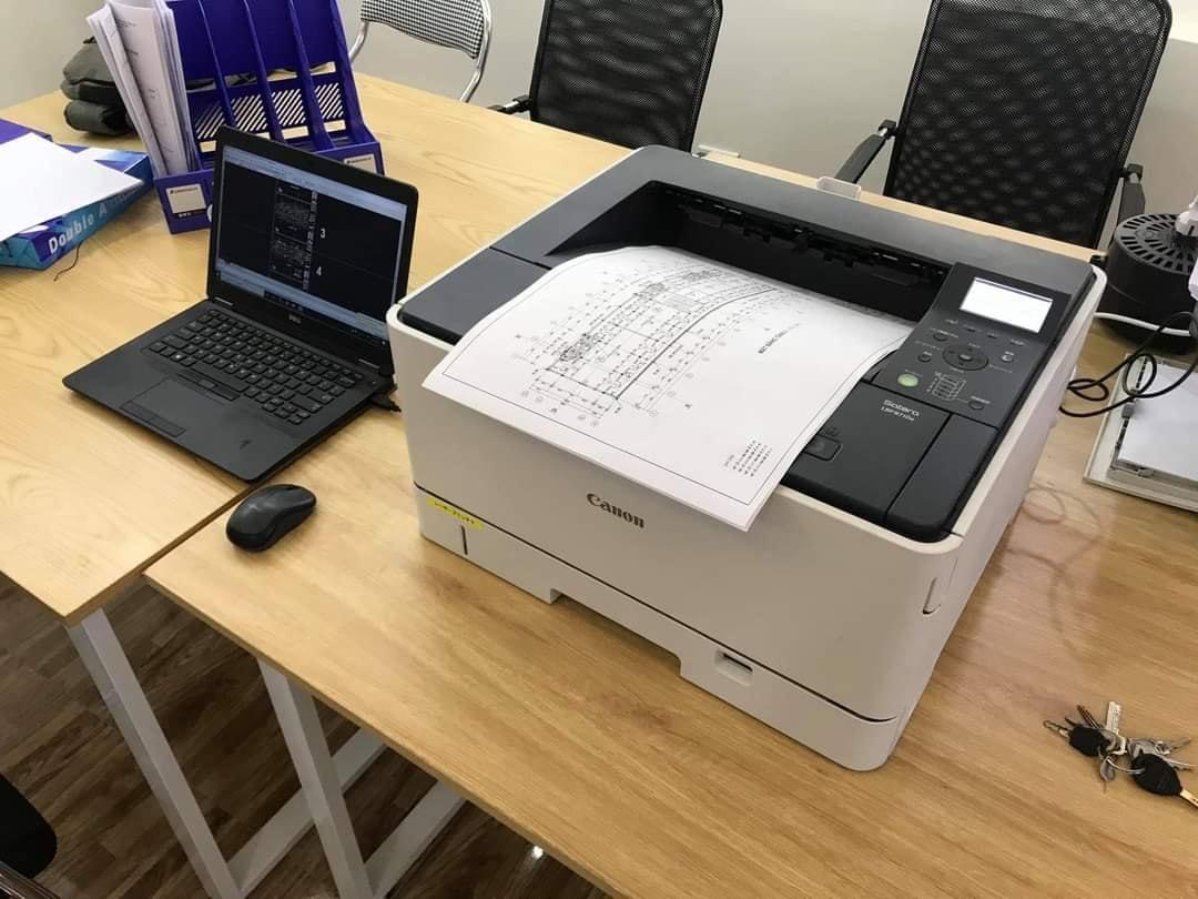 Máy in là công cụ đắc lực giúp bạn in ấn văn bản hiệu quả